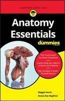 Anatomy Essentials for Dummies, Paperback by Norris, Maggie; Siegfried, Donna...