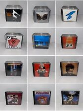 Cd Lot You Pick 80S New Wave 90S Pop Rock U2 The Cure Inxs The Cars The B-52'S