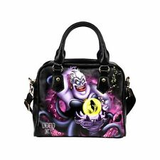 Disney Villains Ursula Little Mermaid Ariel Shoulder / Hand Bag