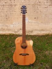 Alvarez Masterworks MDA70CE All Solid Ac/El Dreadnought Guitar #1861