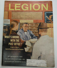 Legion Magazine What's Wrong With The Post Office February 1969 071115R