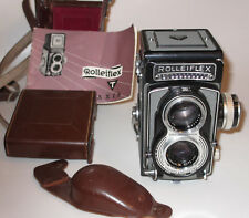"Rolleiflex T /Tessar 3,5  f=75mm Carl Zeiss ""TOP"""