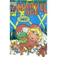 Marvel Age #17 in Very Fine + condition. Marvel comics [*4d]