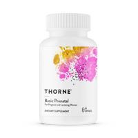 THORNE Research Basic Prenatal -90 Kapseln VERSAND WELTWEIT