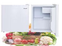 1.6 cu ft Mini Freezer Refrigerator Beer Cooler Compact Fridge Home Office Dorm