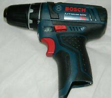 "Bosch PS31B 12V Lithium Ion 3/8"" Drill Driver uses BAT412 BAT413 BAT414"