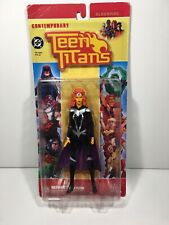 DC Direct Teen Titans Contemporary Blackfire Action Figure 2004 Sealed