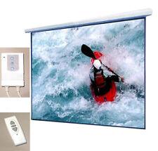 Schermo Proiettore Motorizzato HDTV PS603 300cm con Pannello e Telecomando