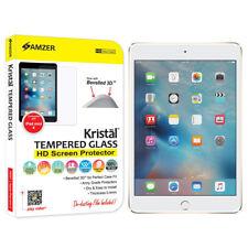 AMZER Tempered Glass HD Screen Guard Protector Shield For Apple iPad mini 4 2015