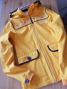Maloja Damen Soft Shell Jacke Gr. XS 34 gelb - sehr guter Zustand