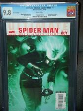 Marvel Ultimate Comics Spider-Man #1 Variant Edition CGC 9.8