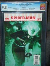 Marvel Ultimate Comics Spider-Man #1 Variant Edition CGC 9.8