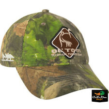 DRAKE WATERFOWL OL TOM TURKEY CAMO COTTON DIAMOND LOGO HAT BALL CAP fb046b8c793d