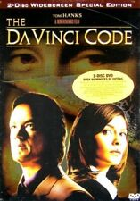The Da Vinci Code-Tom Hanks- Dvd-*Disc Only*With Tracking