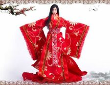 1:6 Vimi Han Dynasty Female Costume Chinese Traditional Clothing F Girl Figure