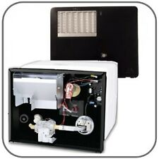 HOT WATER SERVICE ATWOOD 22.7lt BLACK DOOR GAS+ELECTRIC FOR ALL RV's.