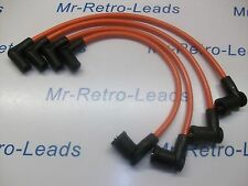 Rendimiento 8MM Naranja Encendido conduce Mazda RX-8 RX8 231 192 Cv D585 Bobina De Encendido