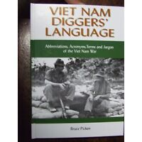 Australian Vietnam Diggers Language Words Terms and Jargon Vietnam War