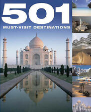 501 Must-Visit Destinations, Rebecca Walder Hardback Book