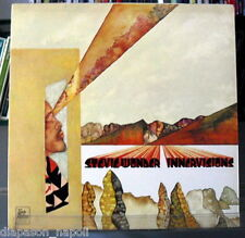 Stevie Wonder: Innervisions - LP Vinyl 33 Promo Italy press white label gatefold