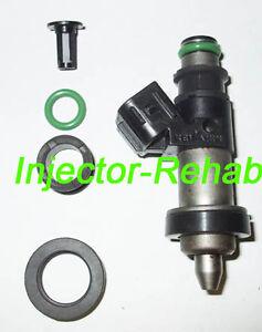 Suzuki Hayabusa GSXR1300R Fuel Injector Repair Kit Seals O-Rings and Filters