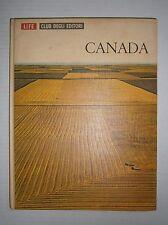 Brian Moore CANADA Life-CDE 1965 Libro Storia Con molte fotografie b/n e colori