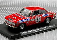 Fly A802 Alfa Romeo GTAv - Monte Carlo 1975 New