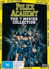 Police Academy - The Complete Collection (DVD, 2015, 7-Disc Set)