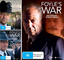 Foyles FOYLE'S WAR Series SEASON 4, 5, 6 & 7: NEW DVD