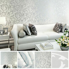 Unbranded Damask Wallpaper Wallpapers