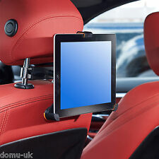 Vonhaus Tablet Computer Car Headrest Mount Holder for iPad Kindle Nexus Android
