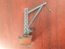 Bing Dockside/Freightyard Crane. 1910-15, Complete and Original, Free Shipping.
