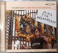 MORRISSEY CD Low In High School 2017 Album Spent The Day In Bed NEW Sealed