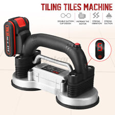 Tile Tiling Machine Vibrator Suction Cup Professional Tiling Tool Floor Laying
