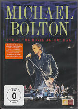 MICHAEL BOLTON Live at the Royal Albert Hall | DVD Neuware sealed