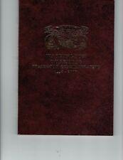 Dansco Washington Quarter Statehood Commemorative  Folder