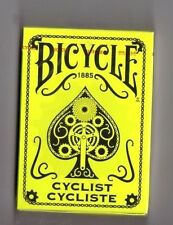 2015 NEW DECK OF BICYCLE  CYCLIST PLAYING CARDS