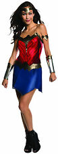 Adult Wonder Woman Costume Justice League Super Hero Costume Adult Size Small