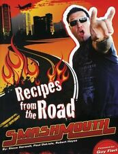 Smash Mouth: Recipes from the Road: A Rock 'n' Roll Cookbook-ExLibrary