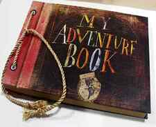 UP, My adventure book, Photo album DIY photo album Retro series Free shipping