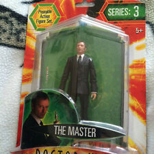 Doctor Who The Master, John Simm Wave 3, 6 in (environ 15.24 cm) Set Figure