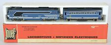 JOUEF HO 8538 SNCF BB 67000 LIGHTS EXC RUNNER & FOURGON CHAUDIERE Nr MINT BOXED