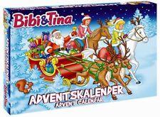 Craze Adventskalender Kalender Advent Bibi und Tina mit 3D Figuren Reiterhof