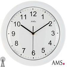Ams 41 radio reloj de pared blanco Oficina taller cocina 400