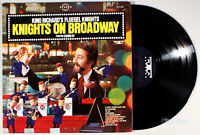 King Richard's Fluegel Knights - on Broadway (1968) Vinyl LP •PLAY-GRADED•