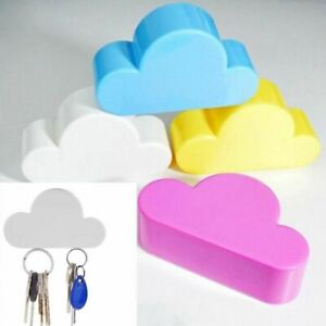 Wall Magnets Key Holder Hot Cloud Shape Multi Great For Storing Keys Up To 10
