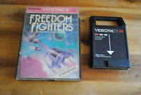 Jeu N°39 FREEDOM FIGHTERS pour VIDEOPAC Philips