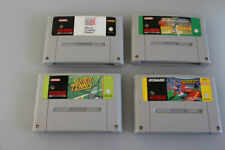 Sports Nintendo SNES Cricket Video Games