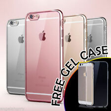 Unbranded/Generic Silicone/Gel/Rubber Mobile Phone Bumpers for Apple iPhone 6 Plus