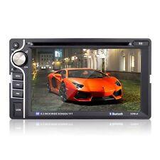 "6.2"" 2 DIN en Dash car estéreo DVD Player radio FM mp4 mp5 HD touch screen"